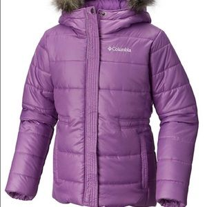 Columbia Winter Chills girls jacket
